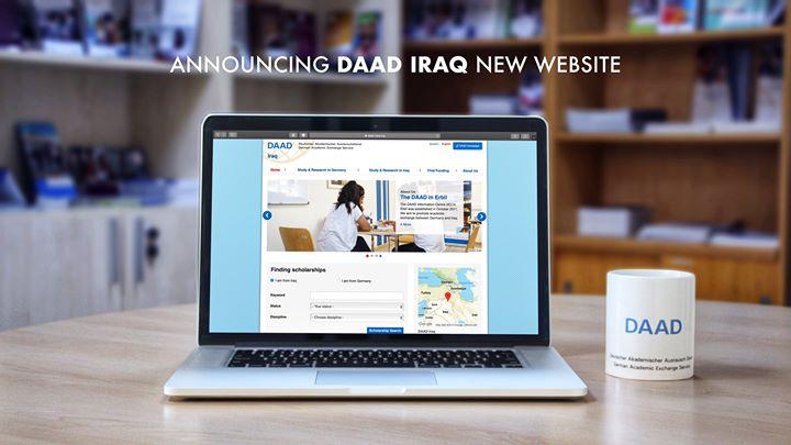 DAAD Irak | Website of the DAAD Information Centre in Erbil/Iraq